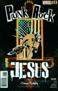 Punk Rock Jesus #1 VF/NM; DC/Vertigo   save on shipping - details inside
