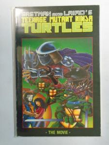 Teenage Mutant Ninja Turtles The Movie GN #1B-1ST (1990) 4.0 VG