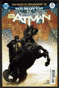 Batman #33 Rebirth (Dec 2017, DC) 0 9.2 NM-