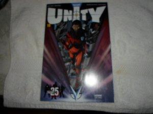 1993 VALIANT COMICS UNITY # 18