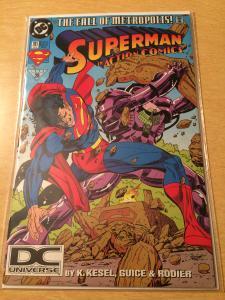 Superman in Action Comics #701