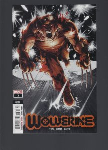 Wolverine #3 Second Printing Cover