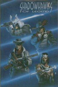 Shadowhawks of Legend #1, NM (Stock photo)
