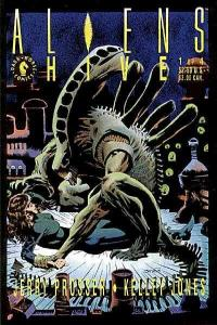 Aliens: Hive #1, NM (Stock photo)