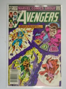 Avengers #235 Newsstand edition 7.0 FN VF (1983 1st Series)