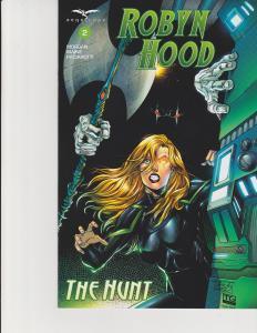 Robyn Hood The Hunt #2 Cover D Zenescope Comic GFT NM Diaz