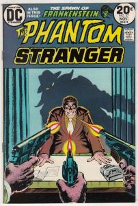 Phantom Stranger, The #27 (Nov-73) NM- High-Grade The Phantom Stranger