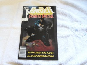 1992 MARVEL COMIC SUMMER SPECIAL THE PUNISHER # 2