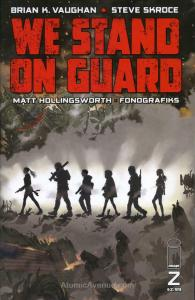 We Stand On Guard #2 VF/NM; Image | save on shipping - details inside