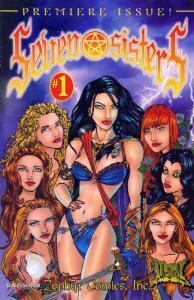 Seven Sisters #1 FN; Zephyr | save on shipping - details inside