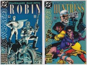 Showcase 93 #10 (Oct  1993) 8.5 VF+ DC Peacemaker Comic