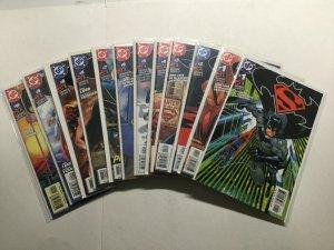 Superman/Batman 1-86 With Variants Annual 1 6 Lot Run Set Near Mint Nm Dc Comics