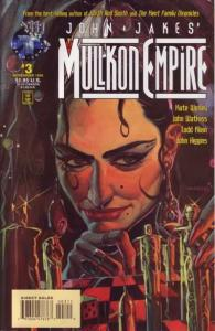 John Jakes' Mullkon Empire #3, NM + (Stock photo)