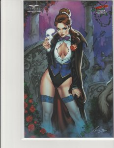 Belle Oath of Thorns #2 Cover G NYCC Exclusive LE250 NM Chatzoudis