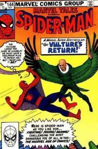 Marvel Tales (1964 series) #144, VF+ (Stock photo)