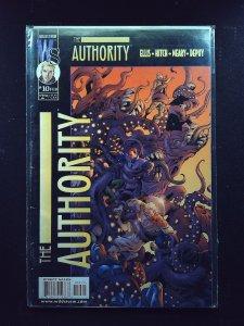 The Authority #10 (2000)