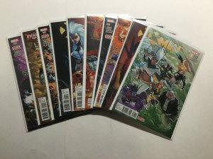Extraordinary X-Men 1-17 Annual Lot Run Set Near Mint Nm Marvel