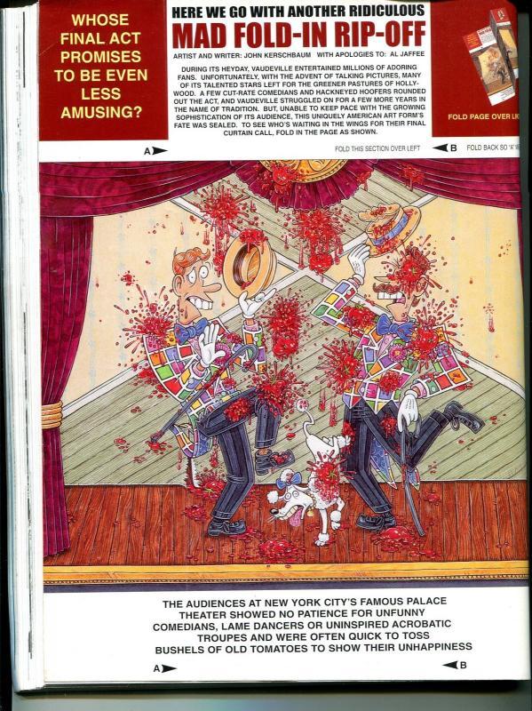 Comics Journal #225 2000-Alfred E Neuman-Kelly Freas-Jack Davis-Jaffee-VG-