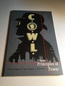 Cowl Vol 1 Principles Of Power Tpb Nm Near Mint Image Comics
