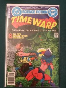 Time Warp #1 NM-M condition 1979