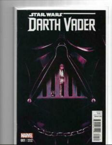 Darth Vader (2015) #1 (1:25 Del Mundo Variant) - NM