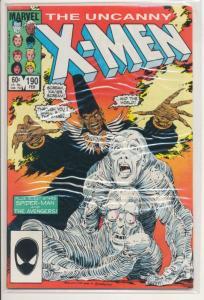 Marvel Comics The Uncanny X-Men #190 Very Fine (8.0) (739J)