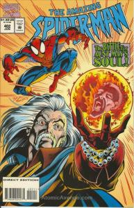 Amazing Spider-Man, The #402 VF/NM; Marvel | save on shipping - details inside