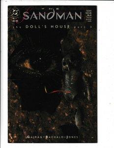 THE SANDMAN # 12  VF/FN   THE DOLL'S HOUSE PART 4   DC COMICS