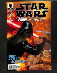 Star Wars Purge: the Tyrant's Fist #1