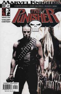 Punisher, The (6th Series) #37 VF/NM; Marvel | save on shipping - details inside