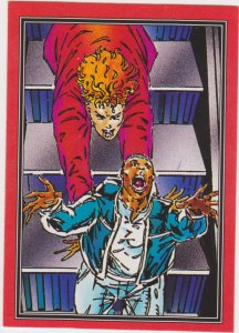 1992 Comic Images Youngblood #16 Diversion
