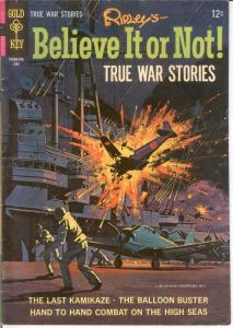 RIPLEYS BELIEVE IT OR NOT 5 VG-F June 1967 COMICS BOOK