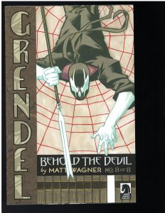Grendel: Behold the Devil #8 (Dark Horse, 1994)