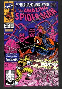 The Amazing Spider-Man #335 (1990)