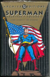Superman Archives-Vol 6-Jerry Siegel-2003-HC-VG/FN