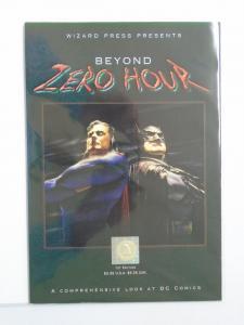 Wizard Press Presents Beyond Zero Hour #1 6.0 FN (!996)