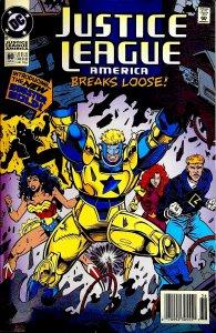Justice League America #80 (1993)
