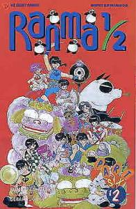 Ranma 1/2 Part 6 #2 VG; Viz | low grade comic - save on shipping - details insid