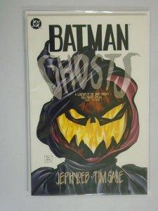 Batman Ghosts #1 Legends of the Dark Knight Halloween Special 4.0 VG (1995)