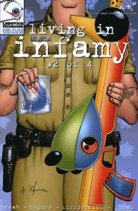 Living in Infamy #2 VF/NM; Ludovico Technique | save on shipping - details insid