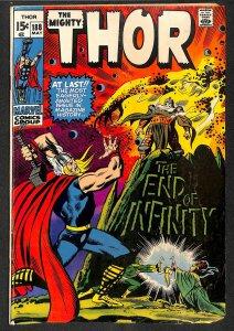 Thor #188  Marvel Comics