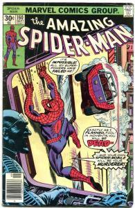 Amazing Spider-man #160 1976-Marvel Comics- G
