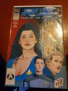 Star Trek: The Next Generation #13 (1990)