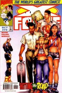 X-Force (1991 series) #70, NM (Stock photo)
