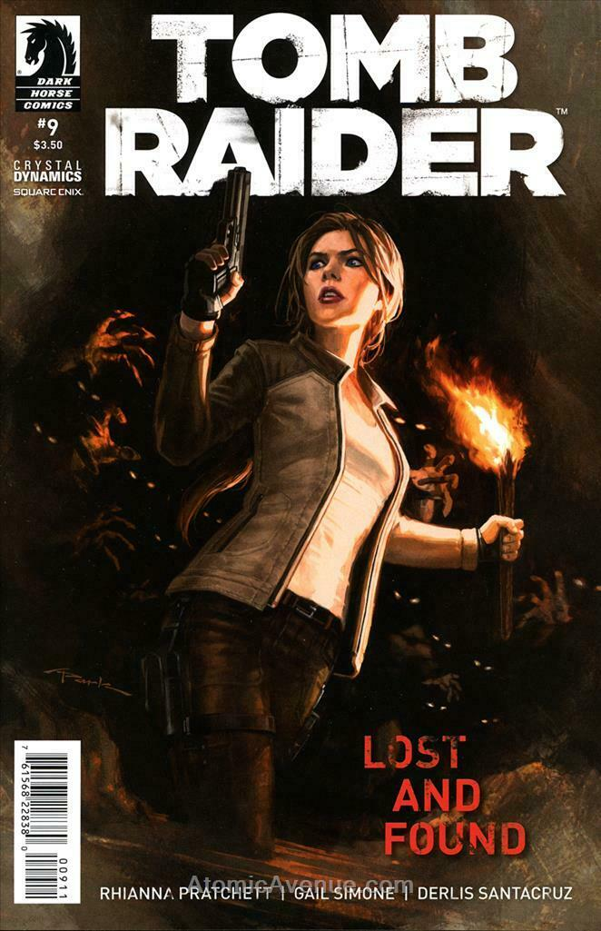 Tomb Raider 9 Vf Nm Dark Horse Save On Shipping Details