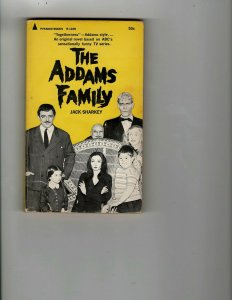 3 Books Out of My League Strangers From Earth The Addams Family Comedy JK12