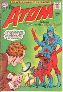 ATOM 11 VG  March 1964  Fox/ Kane/ Anderson COMICS BOOK