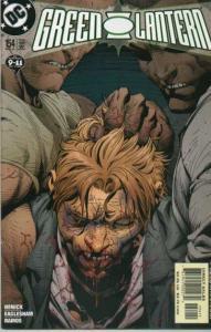 Green Lantern (1990 series) #154, NM- (Stock photo)