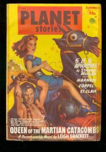 PLANET STORIES-SUMMER 1949-FICTION HOUSE-ALLAN ANDERSON G