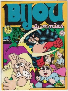 Bijou Funnies 5 strict NM- appearance  Little Lulu and Tubby rip-off storyline